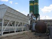 Стационарный бетонный завод SUMAB T-60. Эконом класса