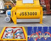 Бетонный миксер JSS «Changli» спиральный 2-х вальный Душанбе