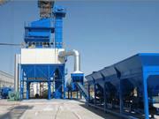 Асфальтный завод,  АБЗ,  LB 2000 (160 тонн) Таджикистан