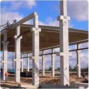 Оборудование для производства бетонных колонн большой длины. Душанбе